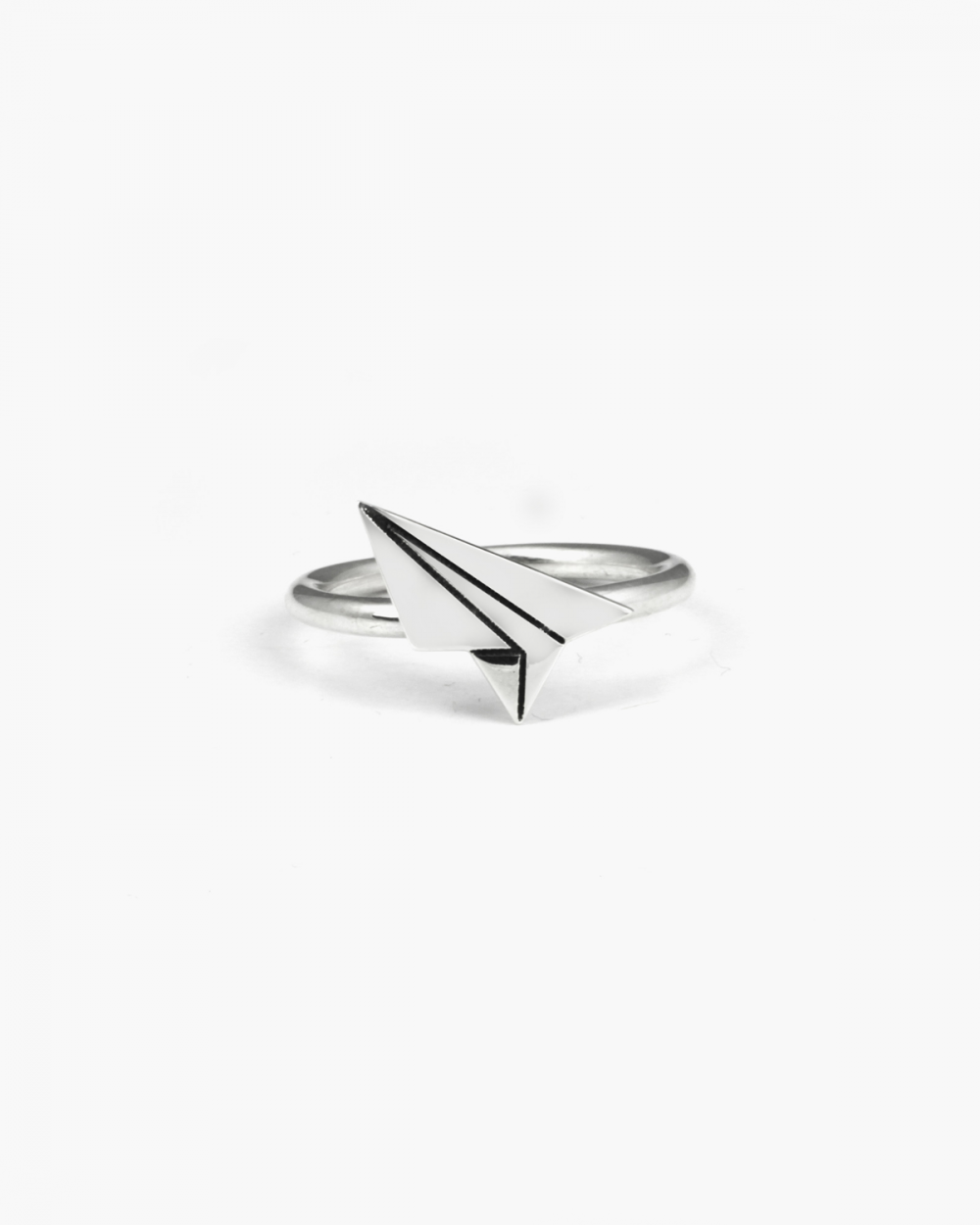 Rings ORIGAMI AIRPLANE FINE RING NOVE25