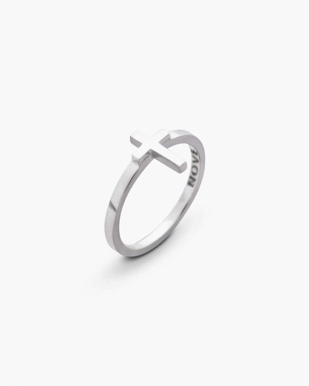 Archive Sale CROSS FINE RING NOVE25