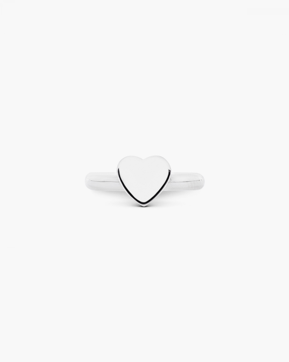 Rings SOLITAIRE HEART RING NOVE25