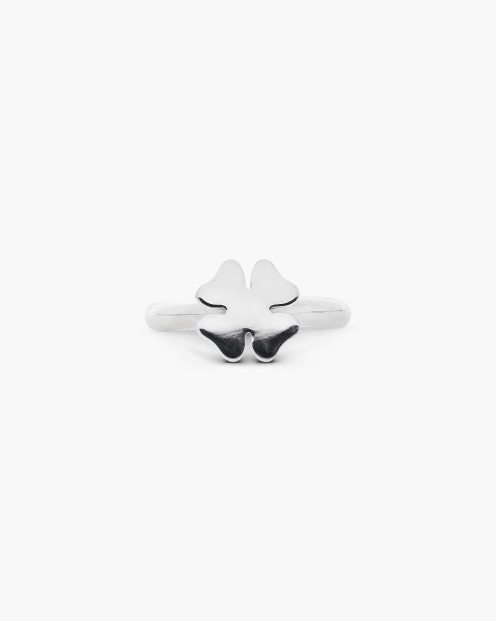 Archive Sale LUCKY CLOVER SOLITAIRE RING NOVE25