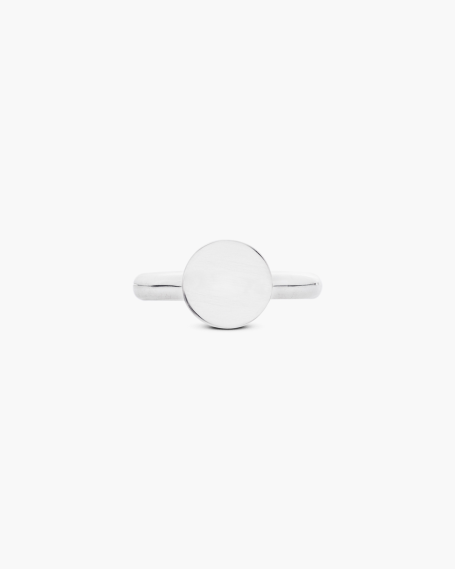 ROUND SOLITAIRE FINE RING