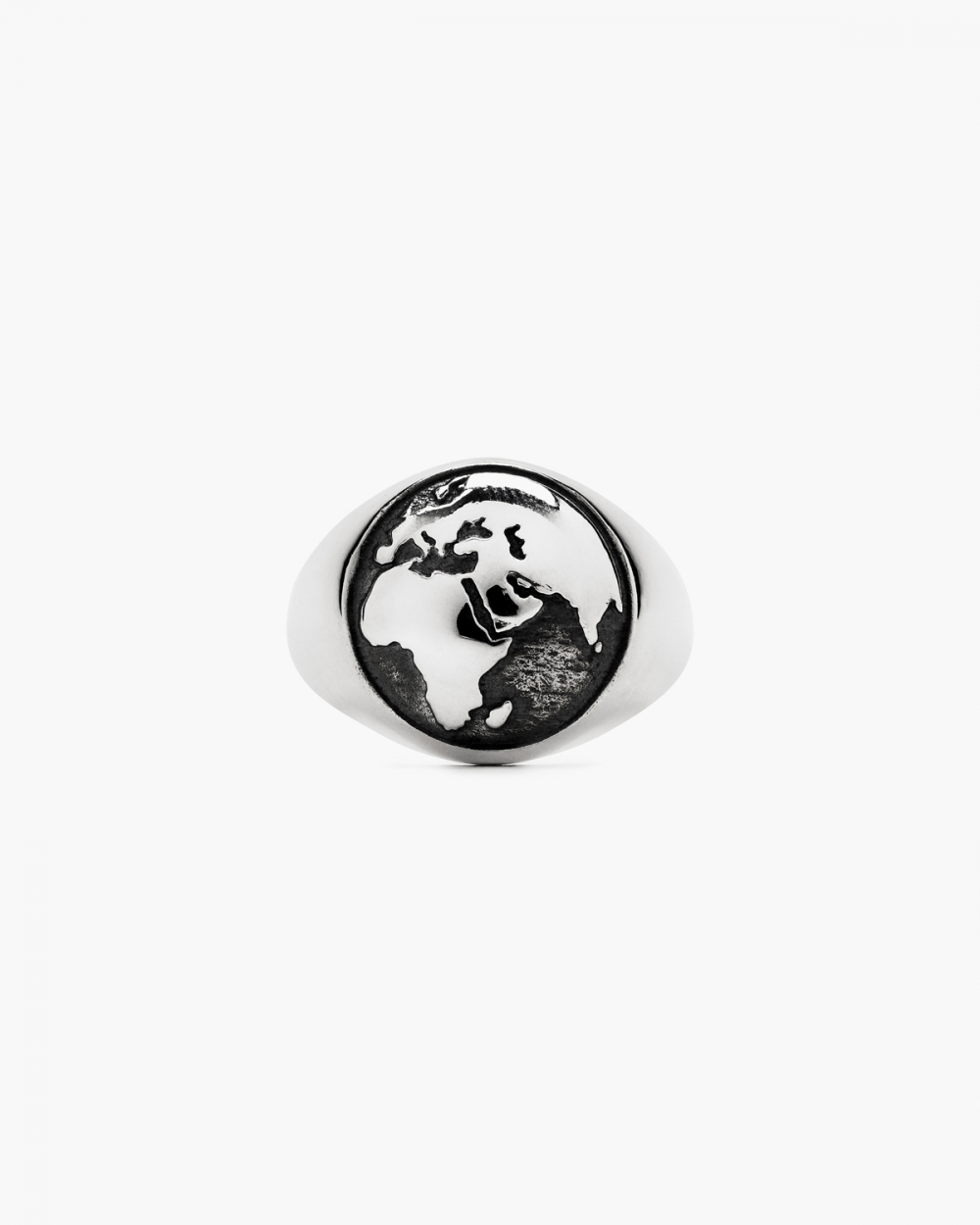 Archive Sale GLOBE SIGNET RING NOVE25