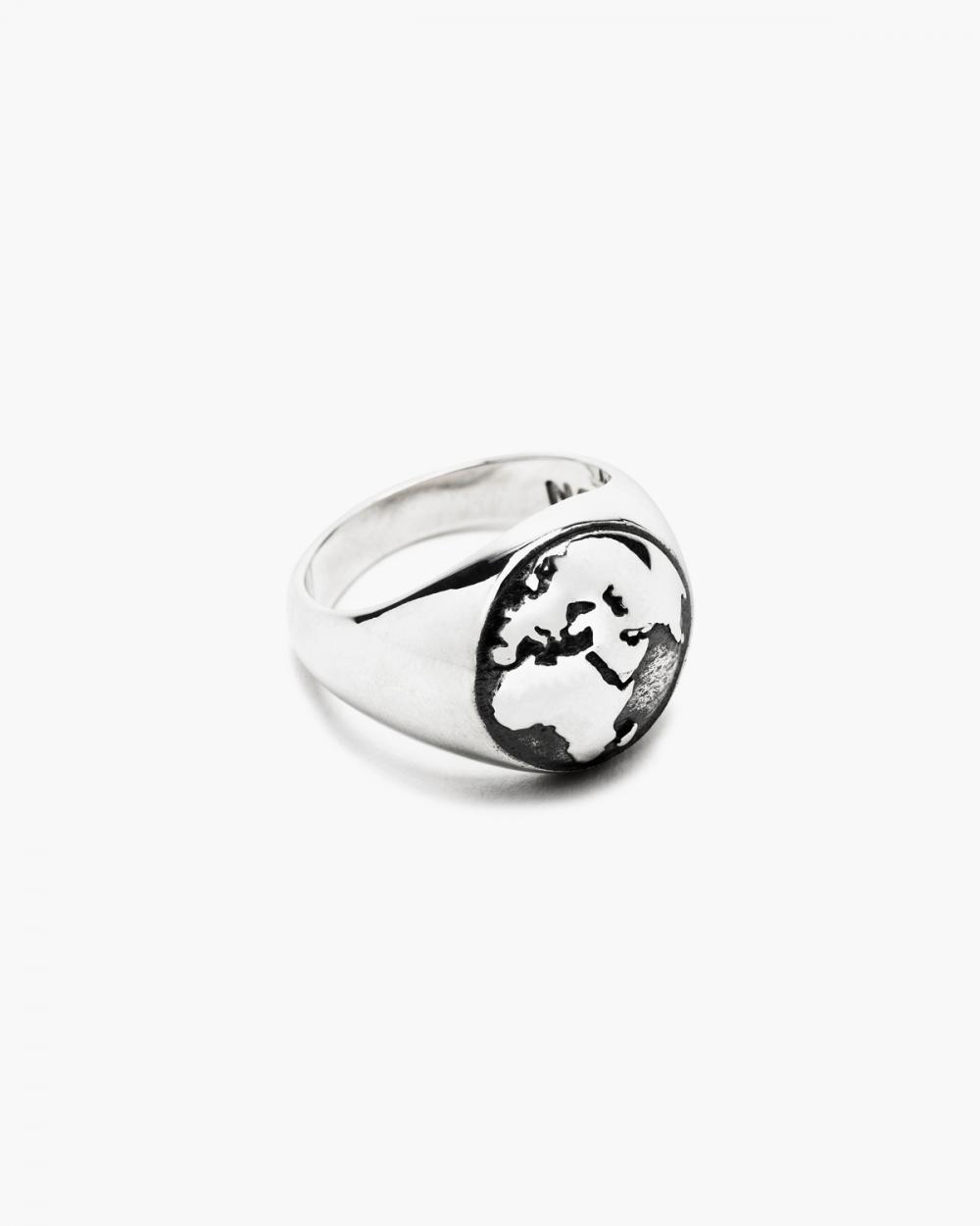 Archive Sale GLOBE SIGNET RING NOVE25