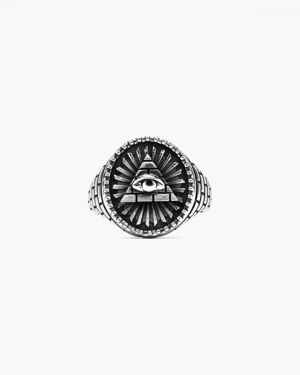 Archive Sale ALL-SEEING EYE SIGNET RING NOVE25