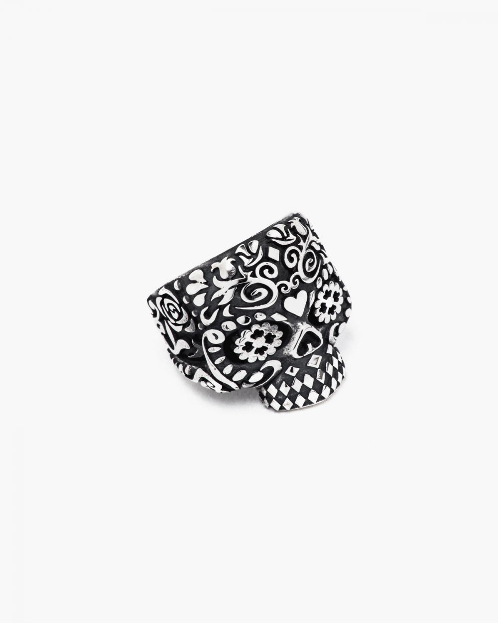 Rings MAYA SKULL RING NOVE25