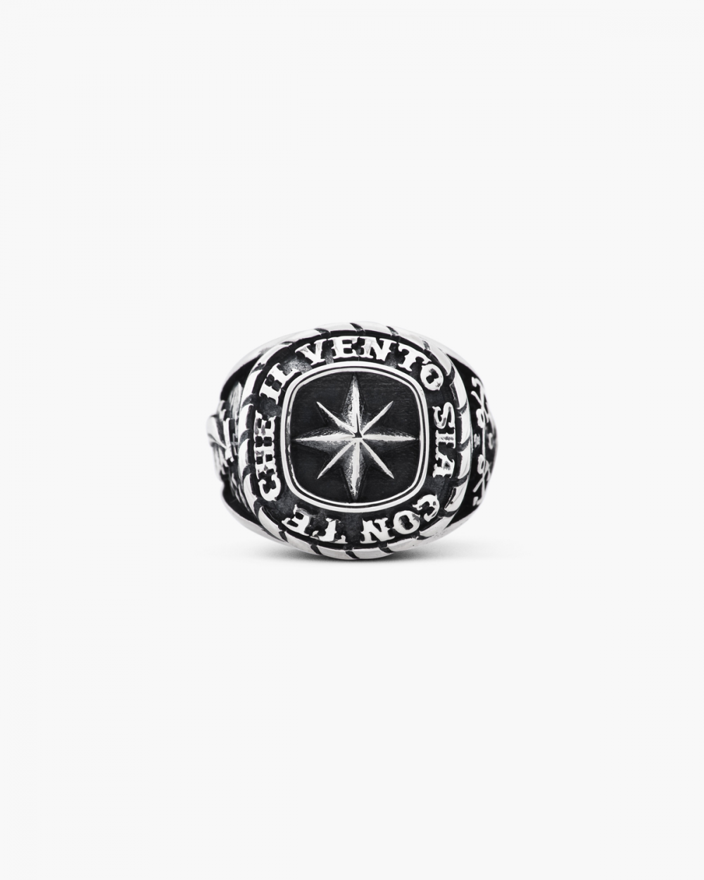 Rings TRADITIONAL WIND ROSE RING NOVE25
