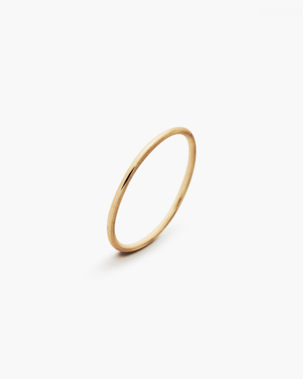 Rings YELLOW GOLD ROUND SMALL GUARD RING NOVE25