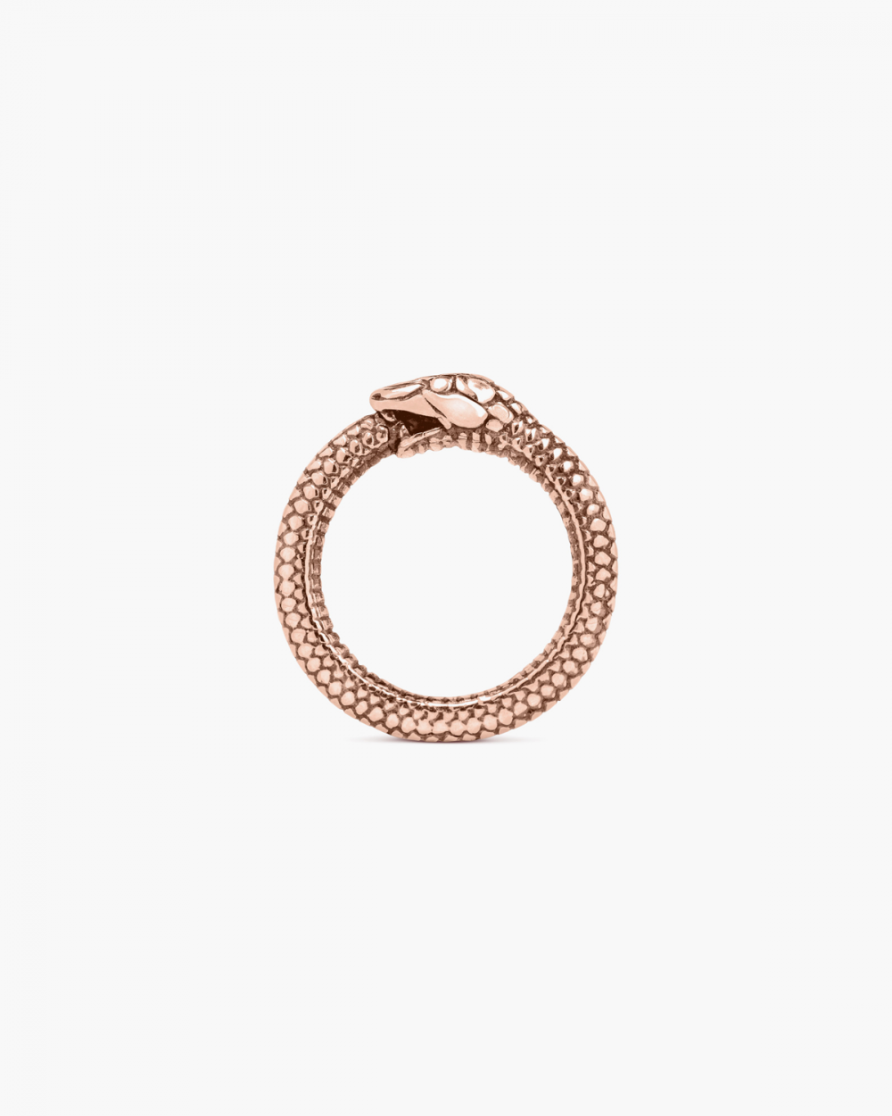 Rings PINK GOLD OUROBOROS RING NOVE25
