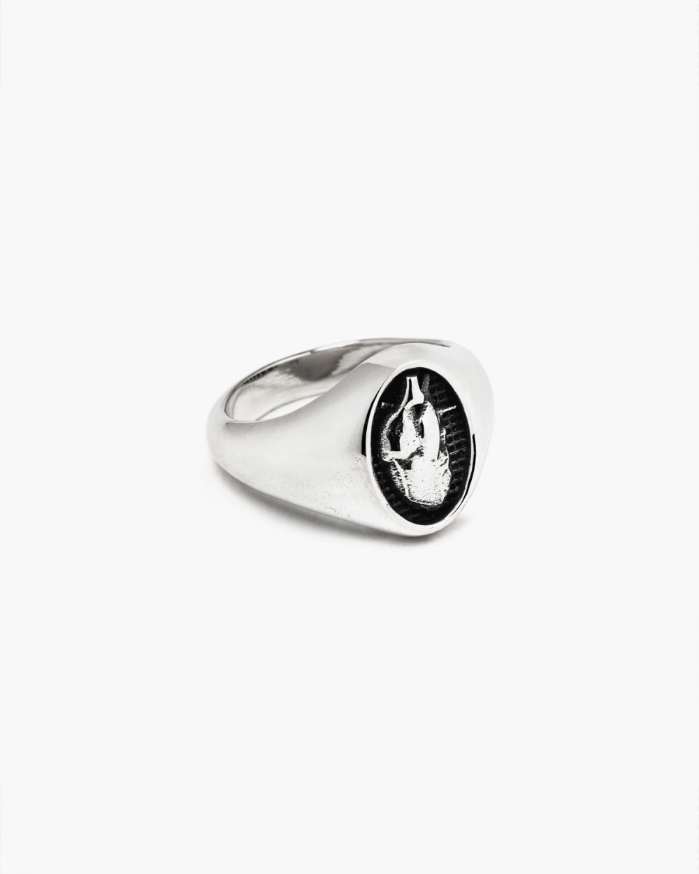 Archive Sale ANATOMICAL HEART PINKY RING NOVE25