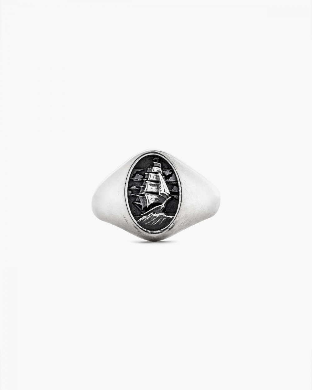 Rings SAILING SHIP PINKY RING NOVE25