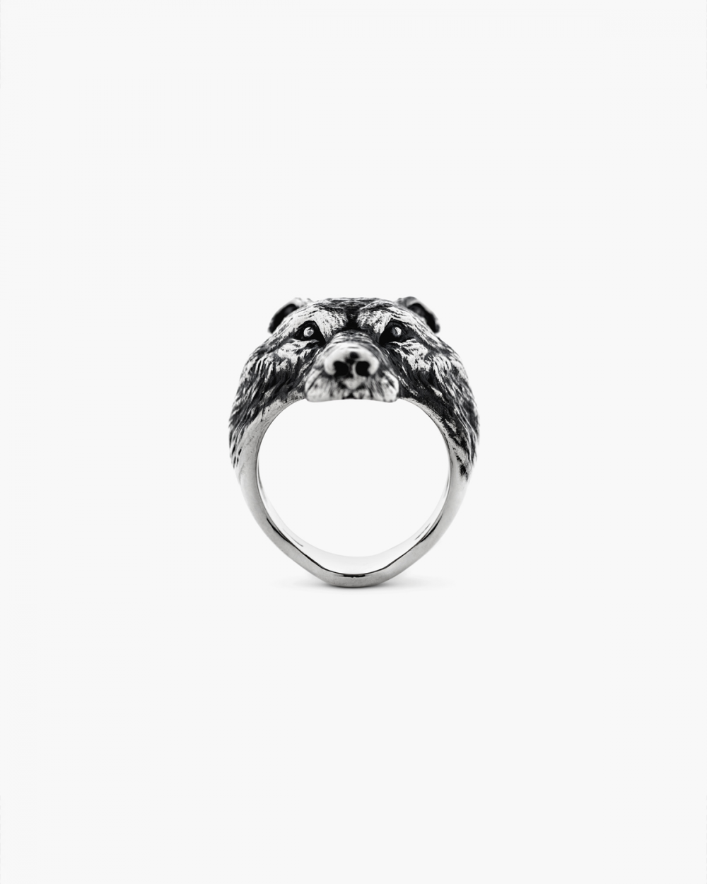 Archive Sale WOLF RING NOVE25