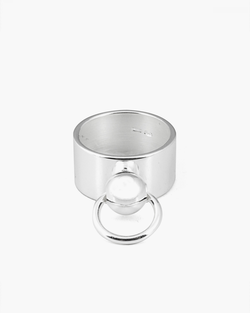 Archive Sale SPHERES & CIRCLE BAND RING NOVE25