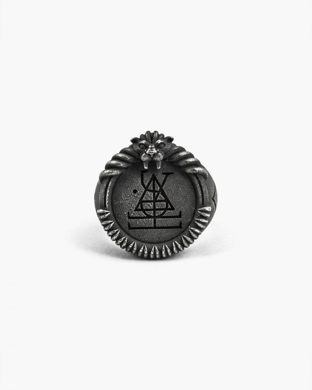Rings OPHIS SAGITTARIUS SIGNET RING NOVE25