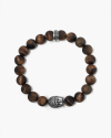 tiger s eye buddha bracelet
