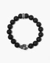 onyx holy heart bracelet