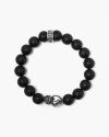 onyx ex voto bracelet
