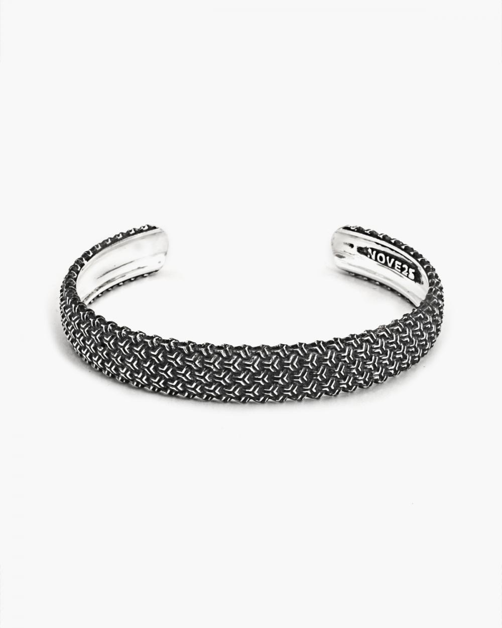 Bracelets 3D TEXTURE BANGLE NOVE25