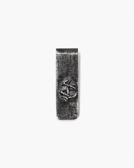 ROPE & ANCHOR MONEY CLIP