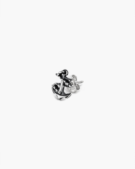 ROPE & ANCHOR SINGLE EARRING