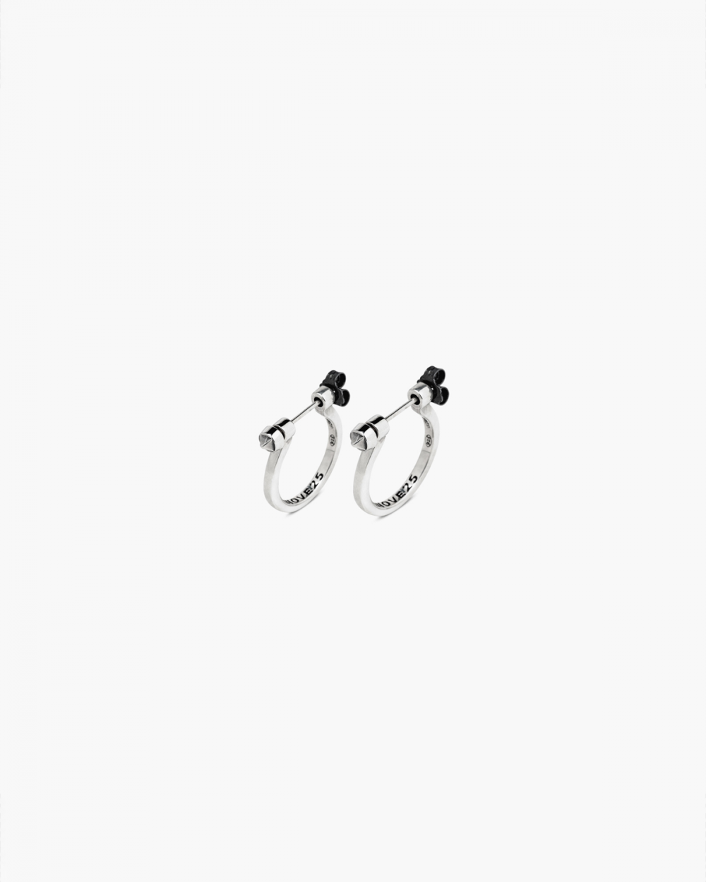 Earrings HANDCUFF PAIR EARRINGS NOVE25