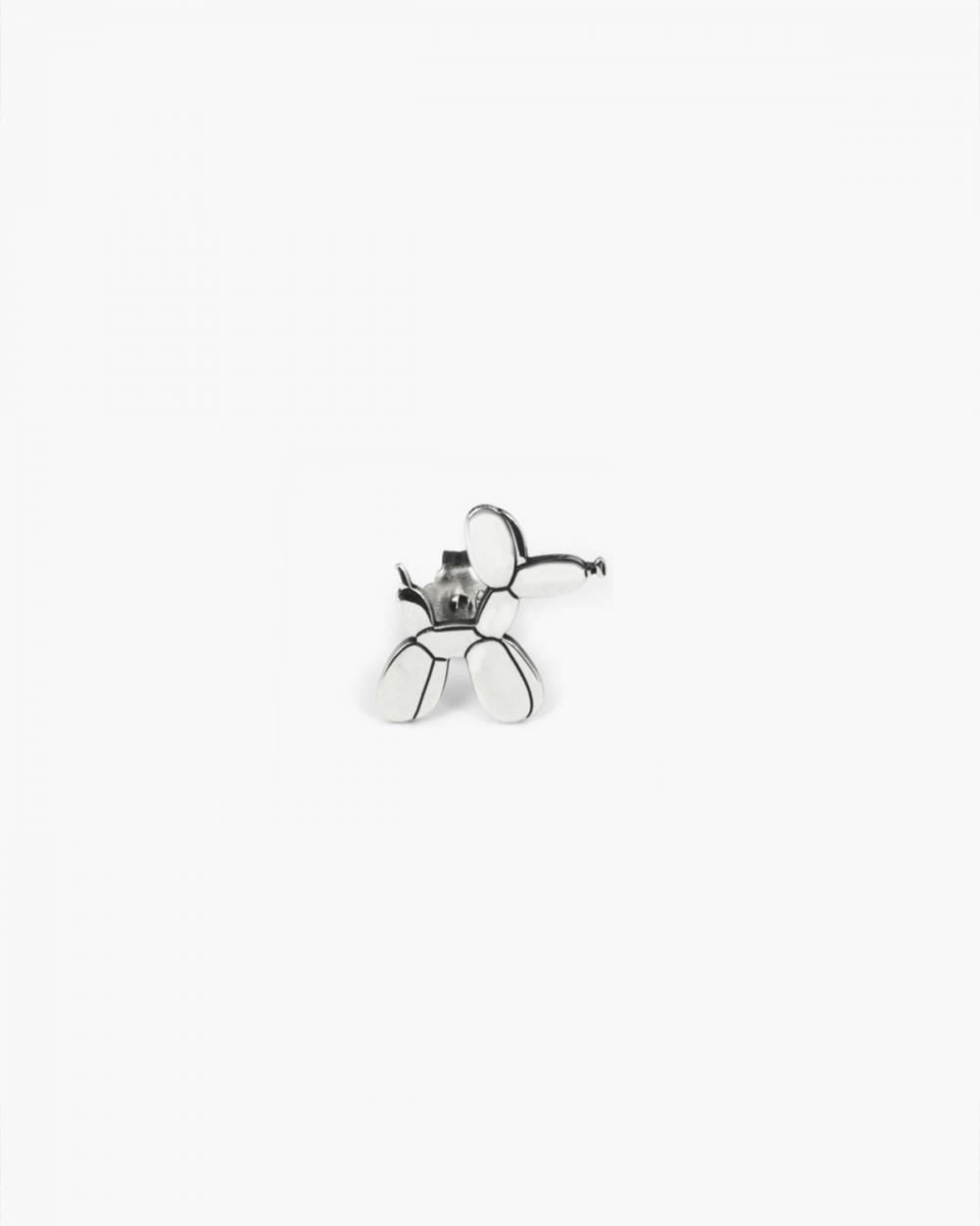 Earrings BALLOON DOG SINGLE EARRING NOVE25