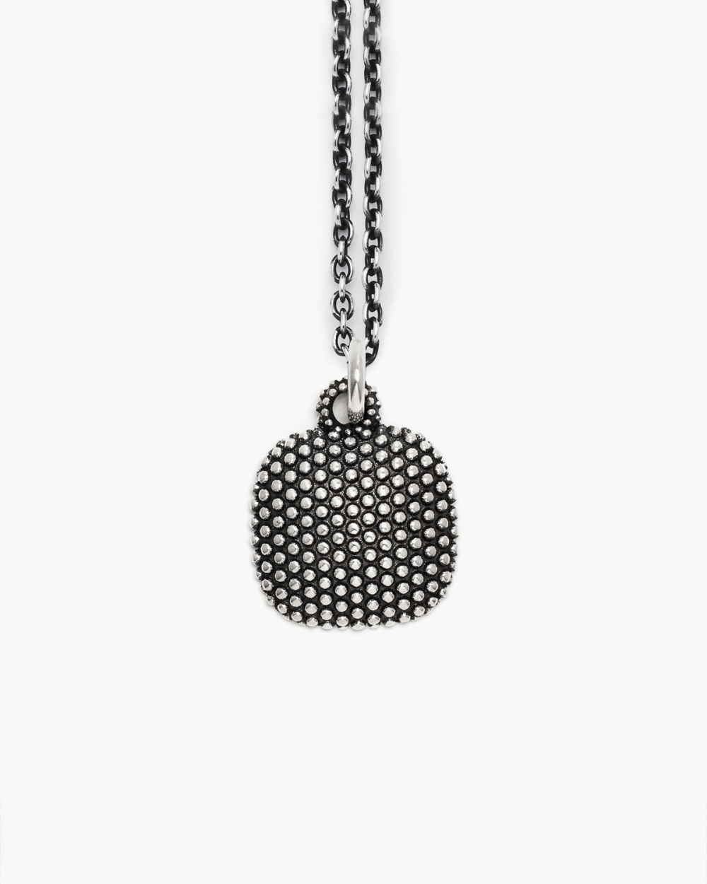 Pendants DOTTED FULL SQUARE PENDANT NOVE25