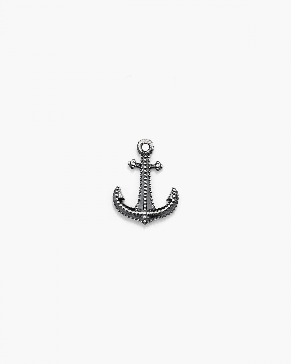 Pendants NOVE25 SMALL ANCHOR PENDANT NOVE25