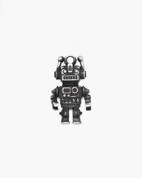 80s ROBOT PENDANT