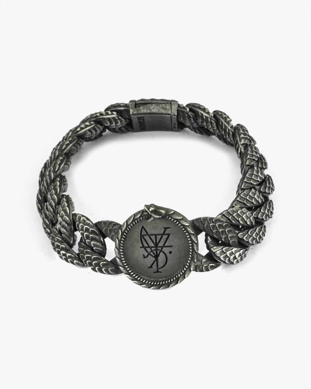 Bracelets OPHIS CAPRICORN CURB BRACELET NOVE25