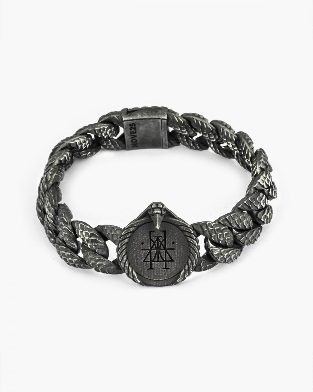 Bracelets OPHIS GEMINI CURB BRACELET NOVE25