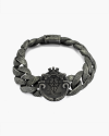 ophis cancer curb bracelet