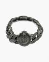 ophis leo curb bracelet