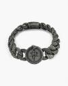 ophis virgo curb bracelet