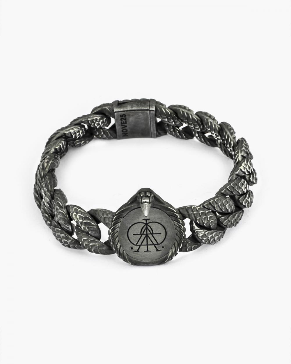 Bracelets OPHIS LIBRA CURB BRACELET NOVE25