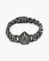ophis libra curb bracelet