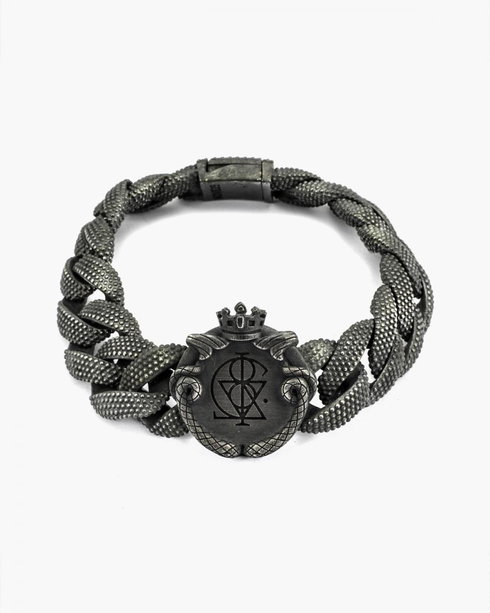 Bracelets OPHIS SCORPIO CURB BRACELET NOVE25