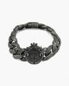 ophis scorpio curb bracelet