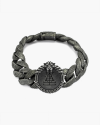 ophis sagittarius curb bracelet