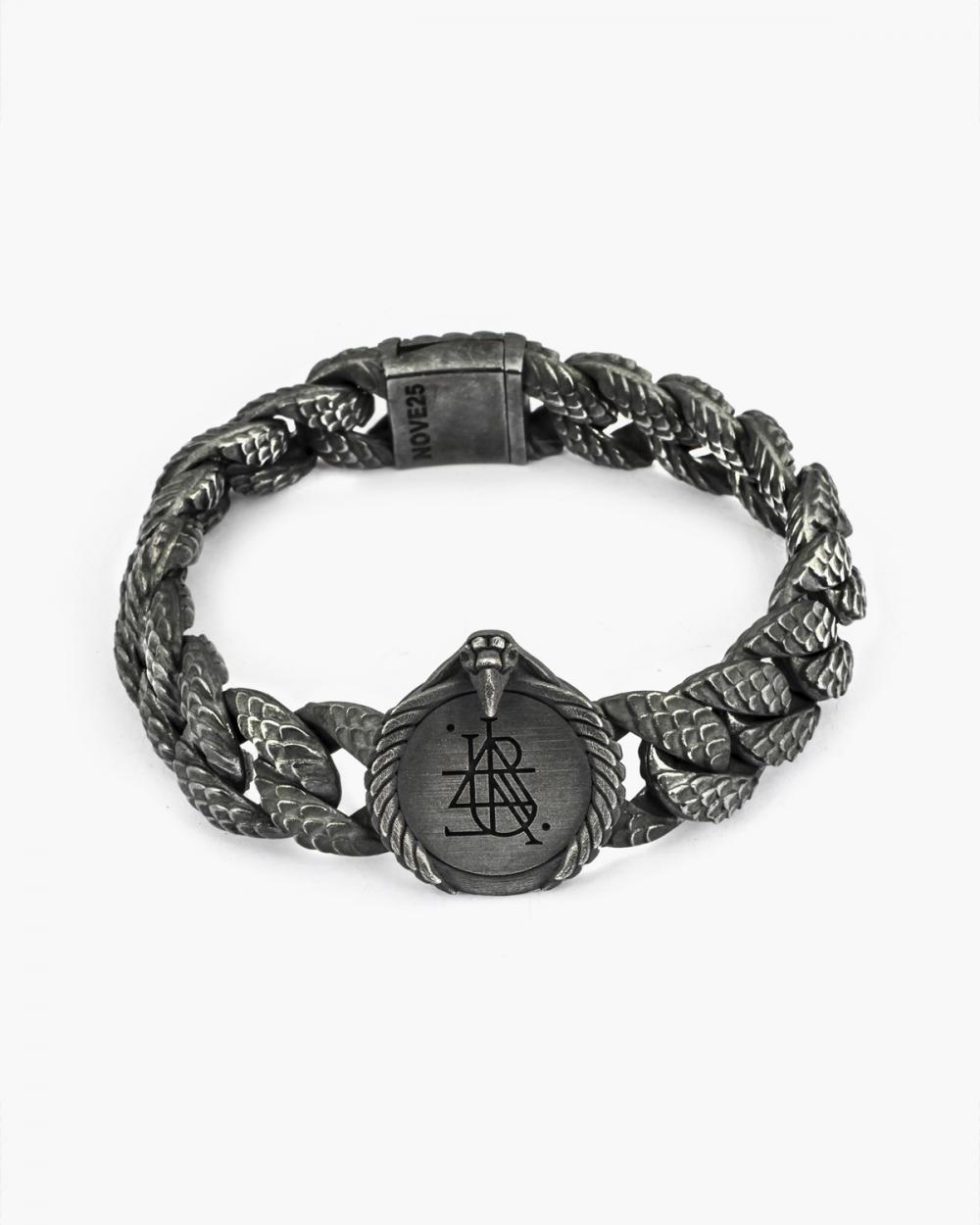 Bracelets OPHIS AQUARIUS CURB BRACELET NOVE25