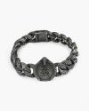 ophis aquarius curb bracelet