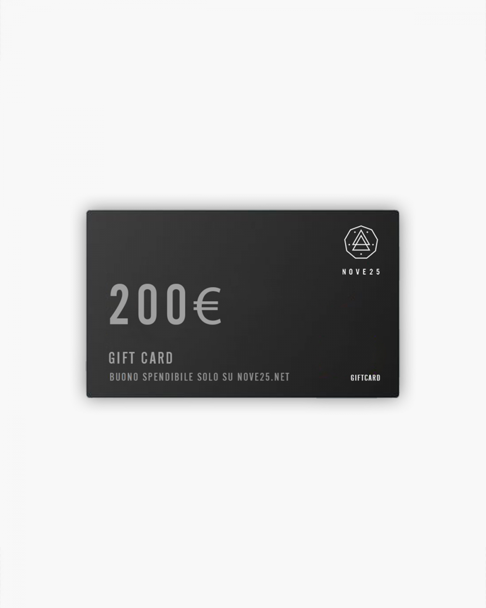 Accessories 200€ Gift Card NOVE25