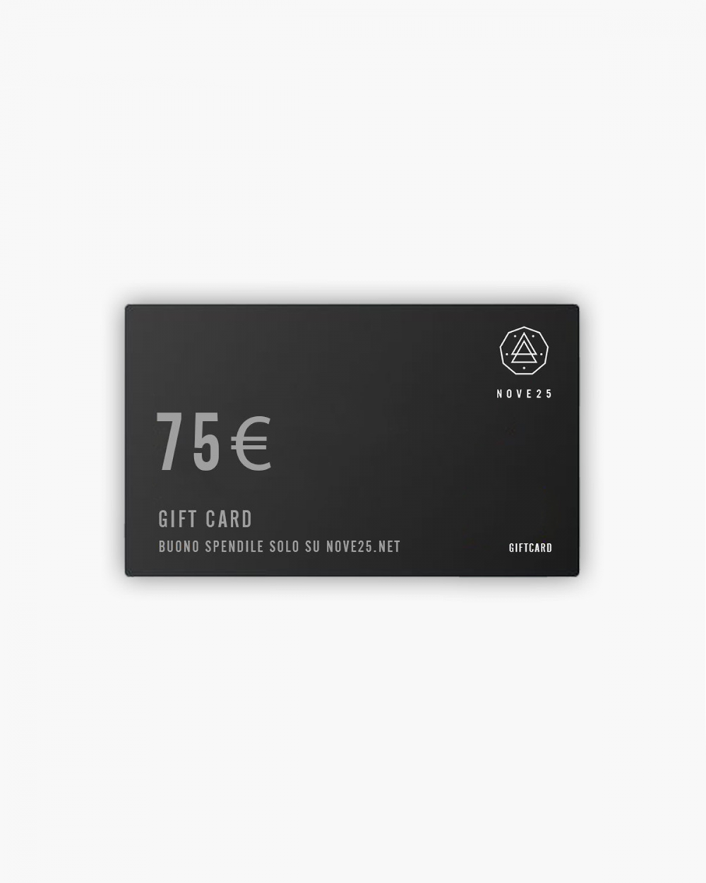 Accessories 75€ Gift Card NOVE25