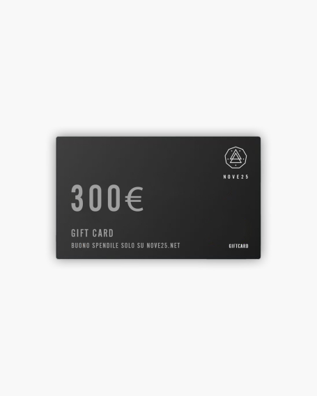 300€ Gift Card