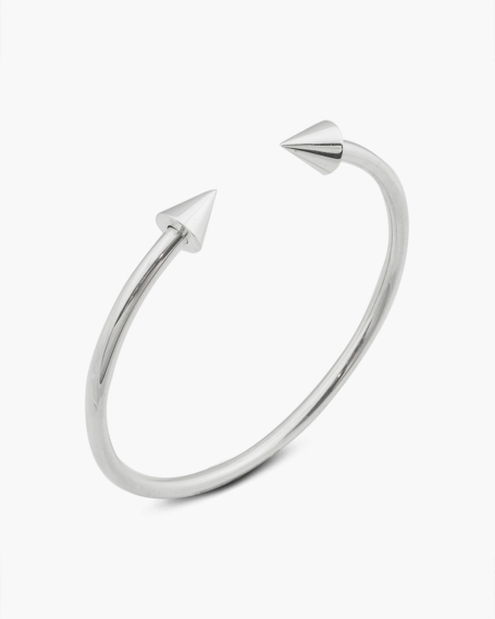 CONES PIERCING BANGLE