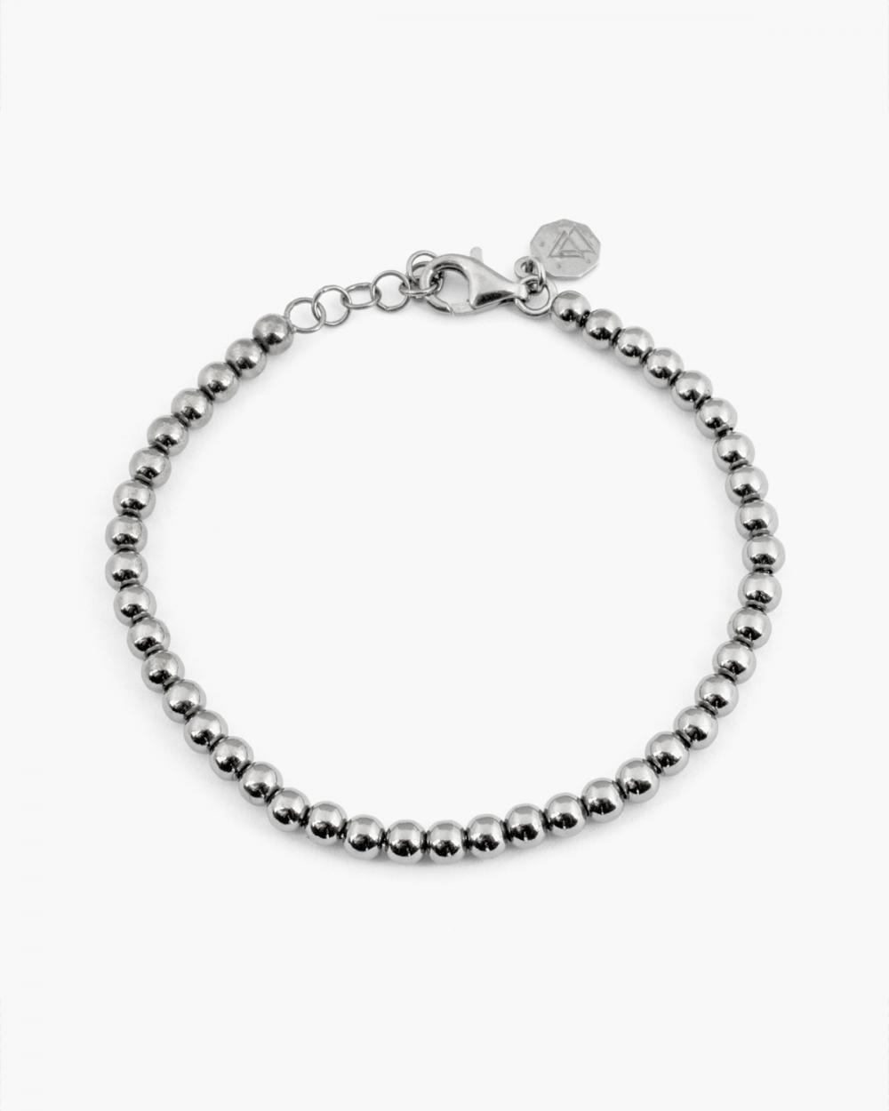 Bracelets SILVER BALL BRACELET 400 NOVE25