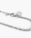 silver disco bracelet 300