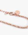 pink gold disco bracelet 300