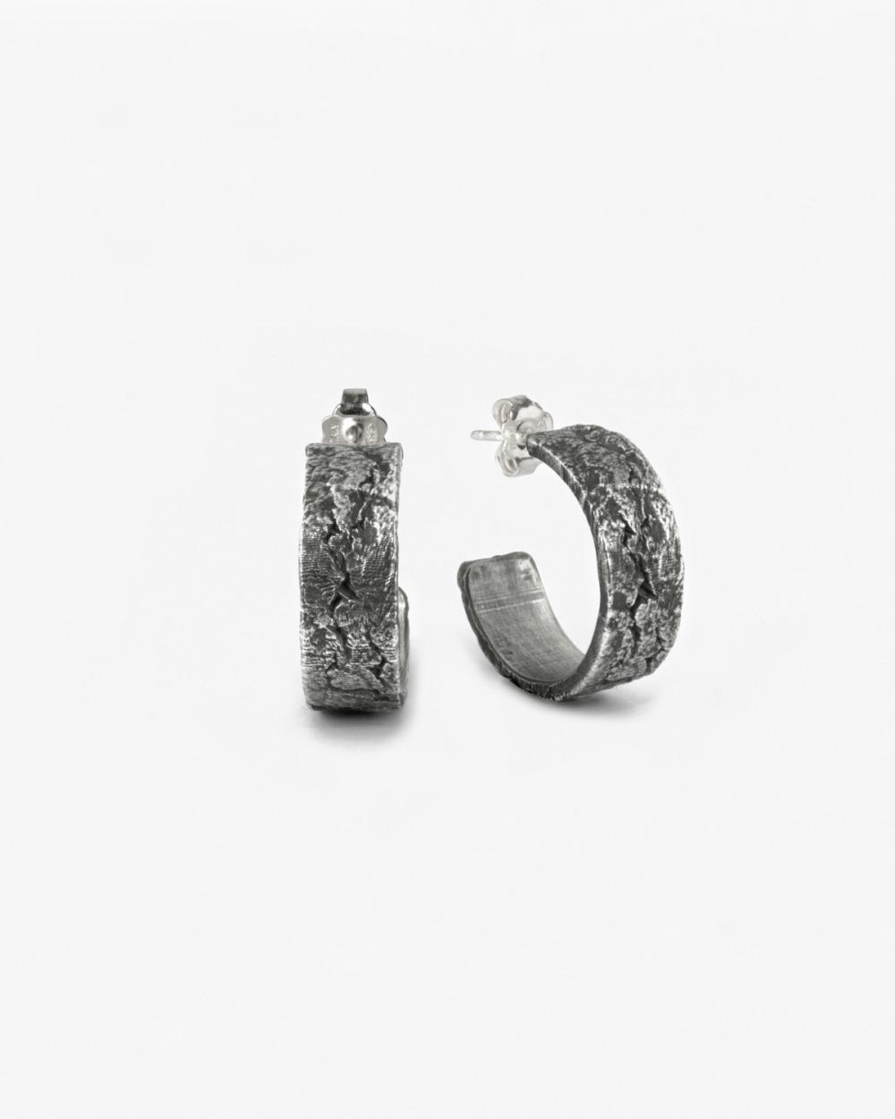 Earrings MATERIC BAND HOOP SINGLE EARRING NOVE25