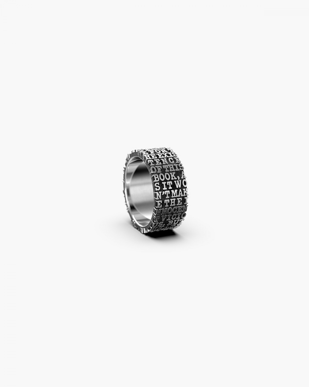 MYNOVE25 VERTICAL LYRICS RING NOVE25