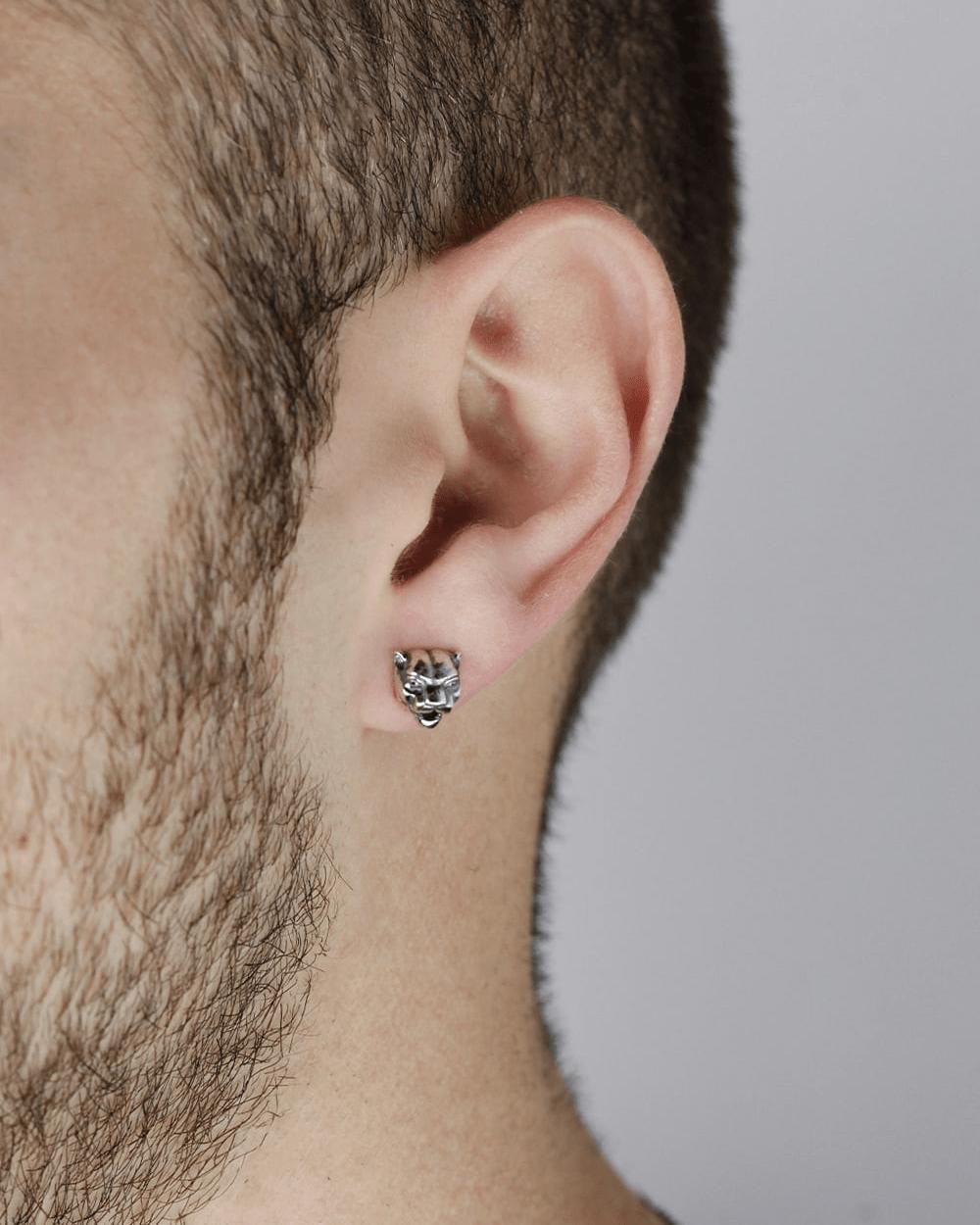 Earrings PANTHER SINGLE EARRING NOVE25